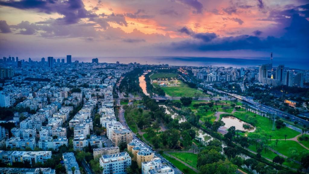 Tel Aviv, Old North