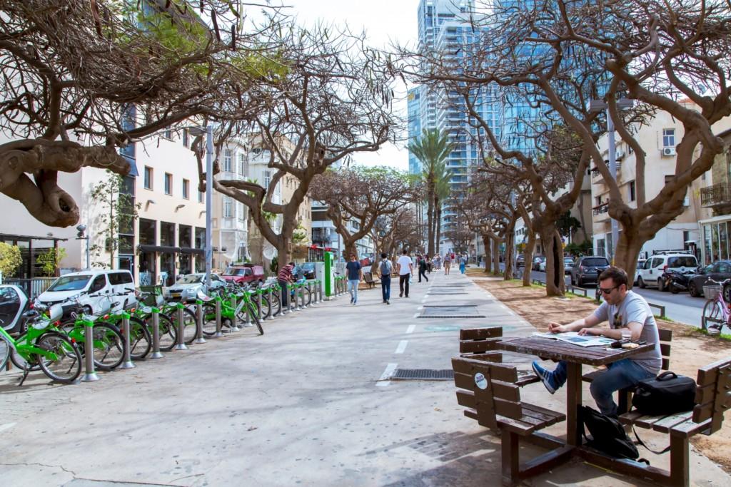 Tel Aviv, City Center