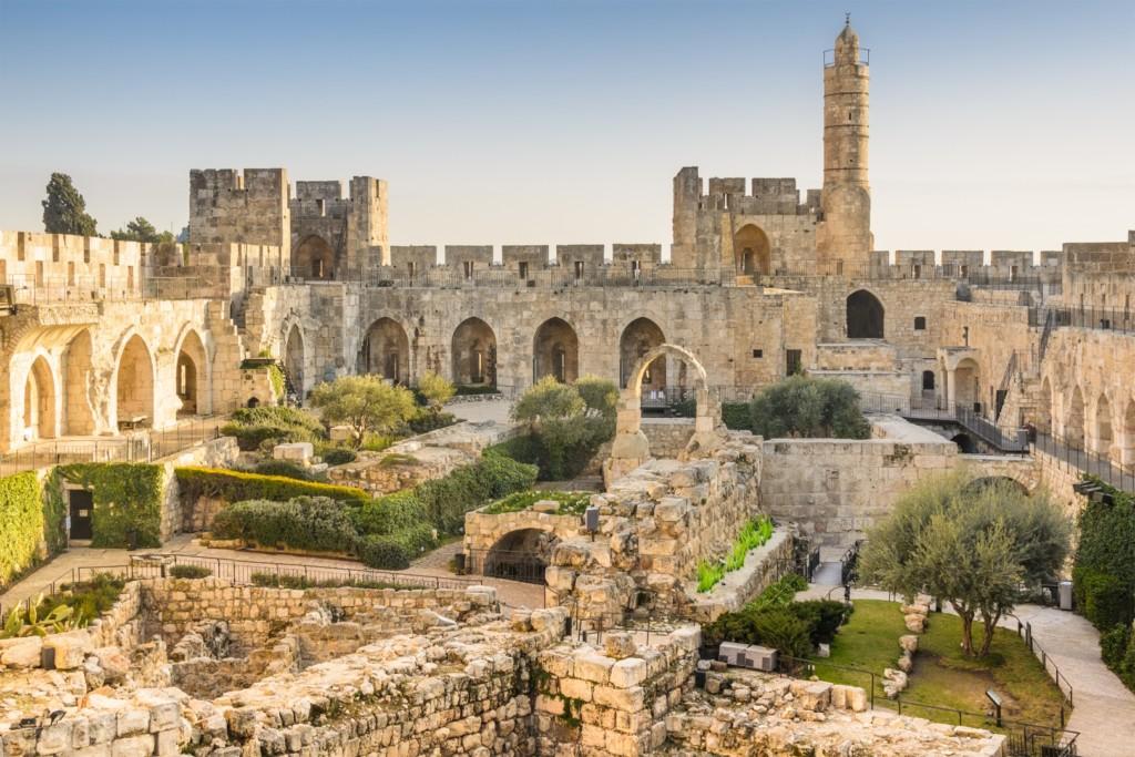 Jerusalem, German Colony-Emek Refaim