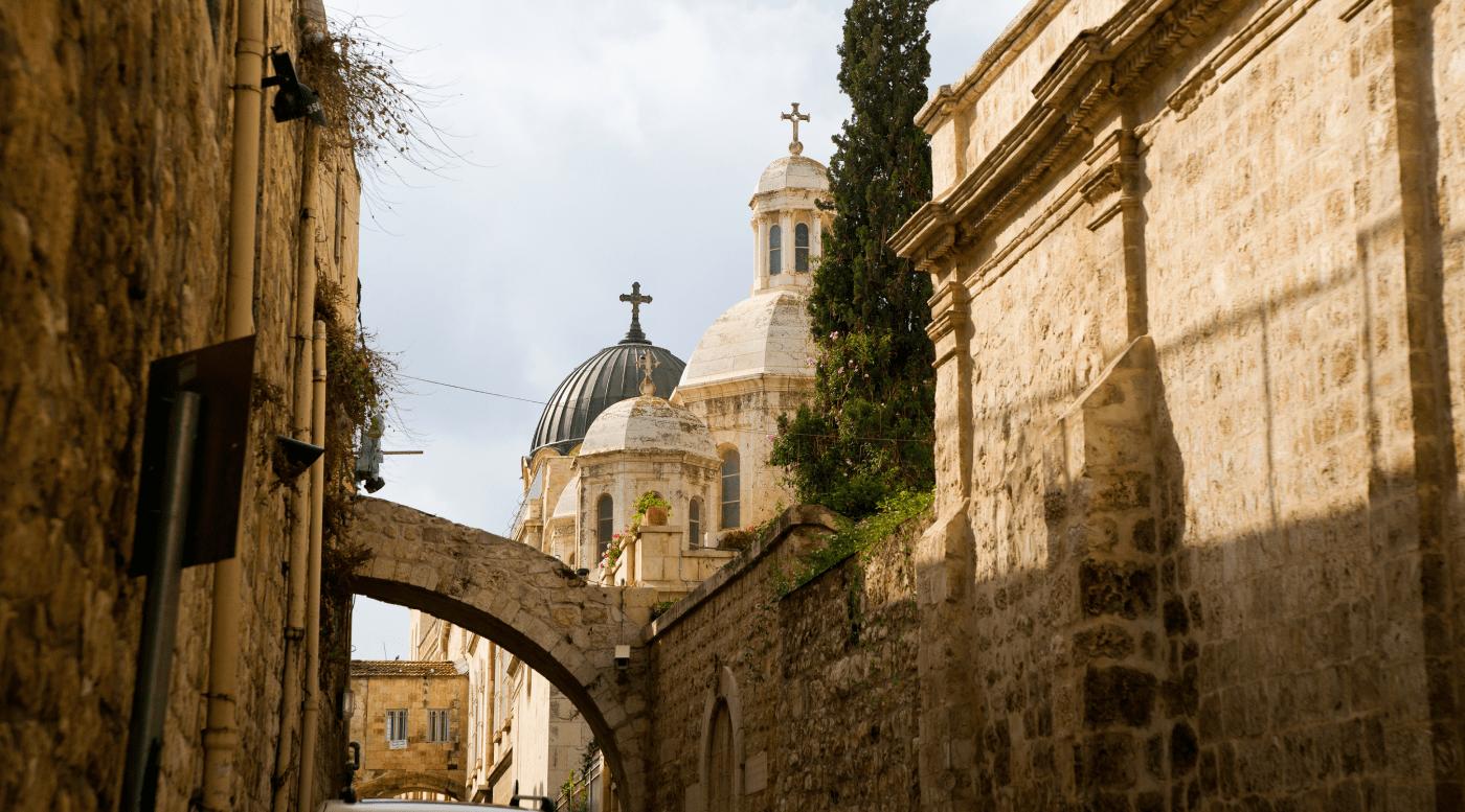 History of Via Dolorosa