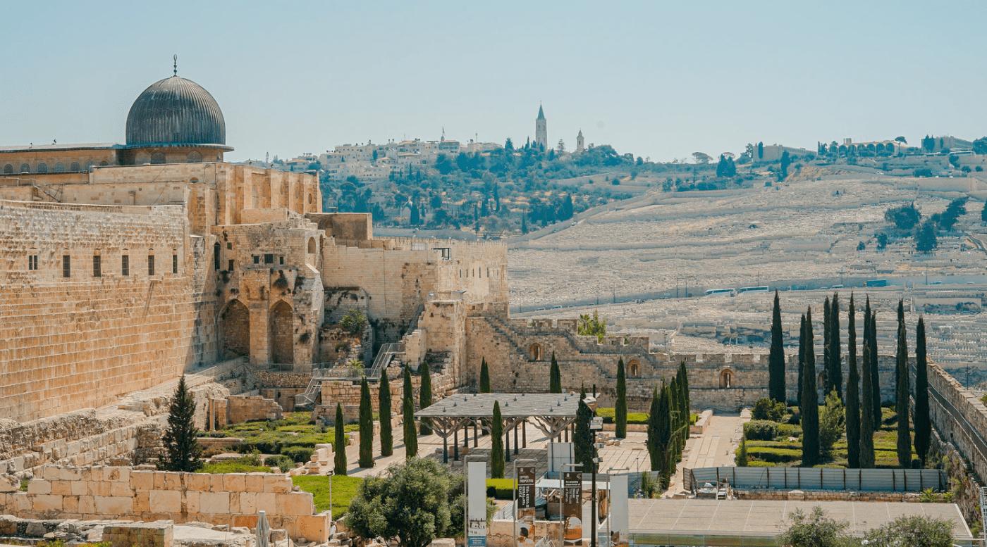 Jerusalem Israel attraction