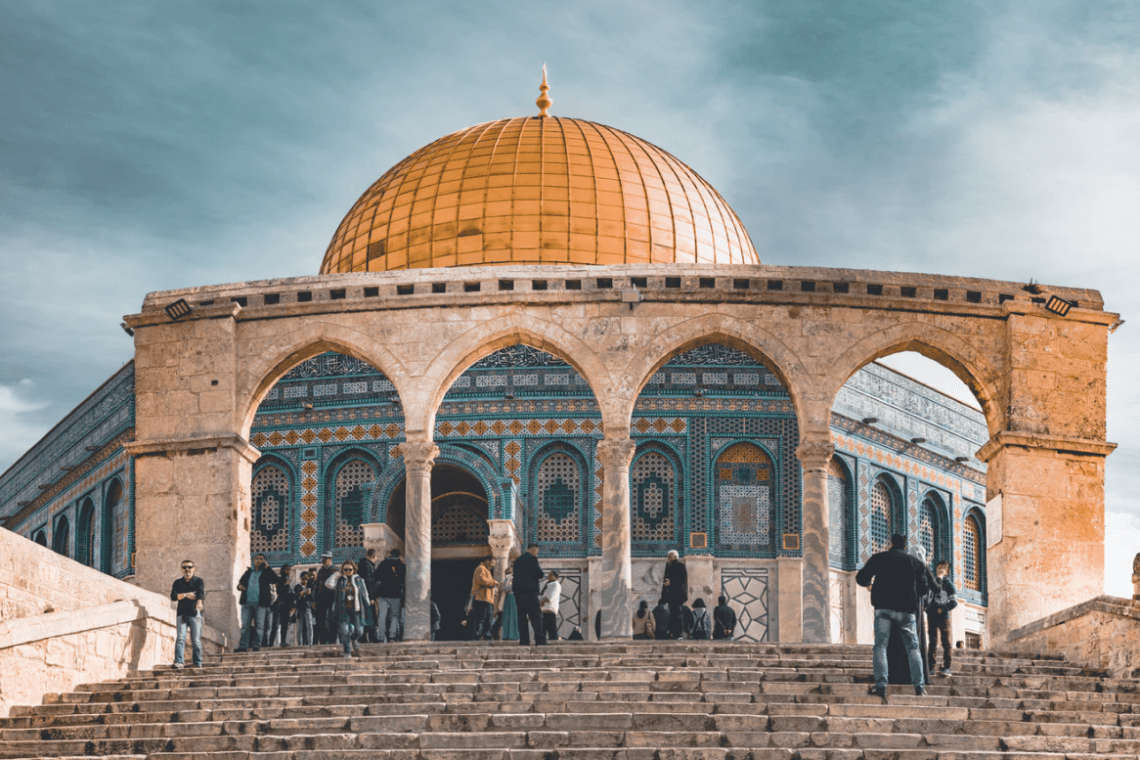 best tourist attractions in Israel