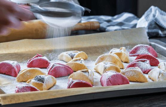 jewish holidays and food