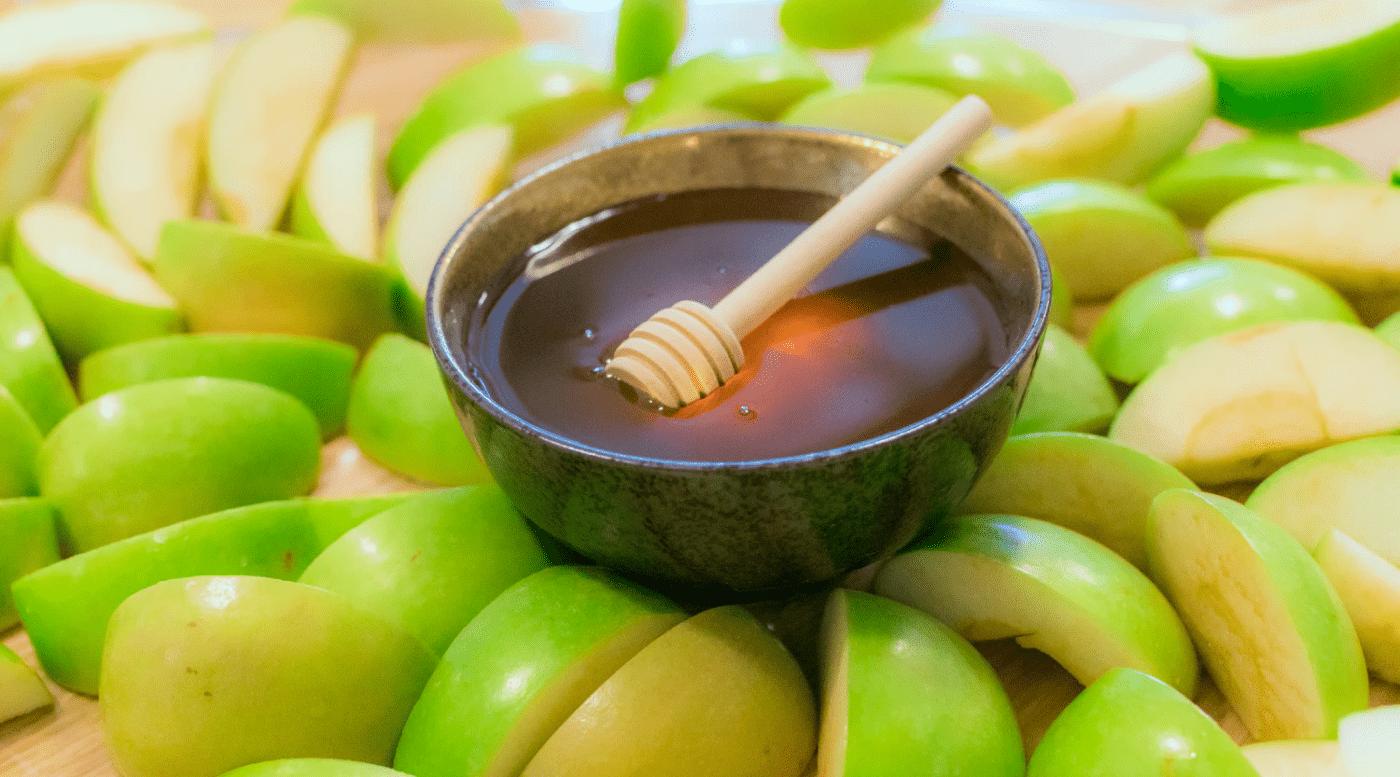 rosh hashanah traditional food