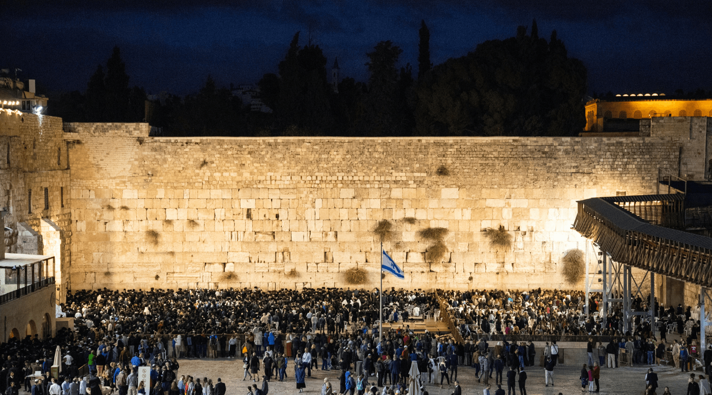 split your Israel vacation