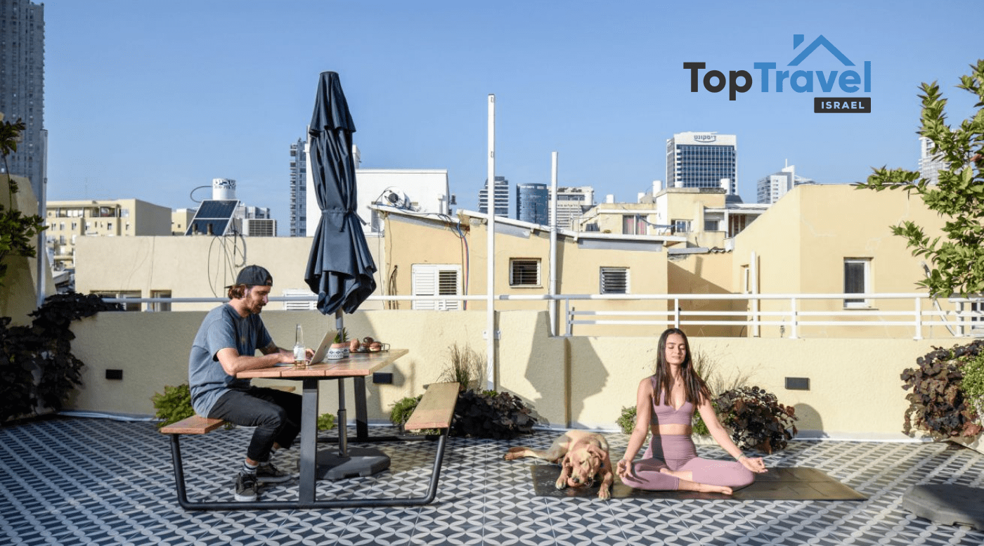 where to stay in Israel