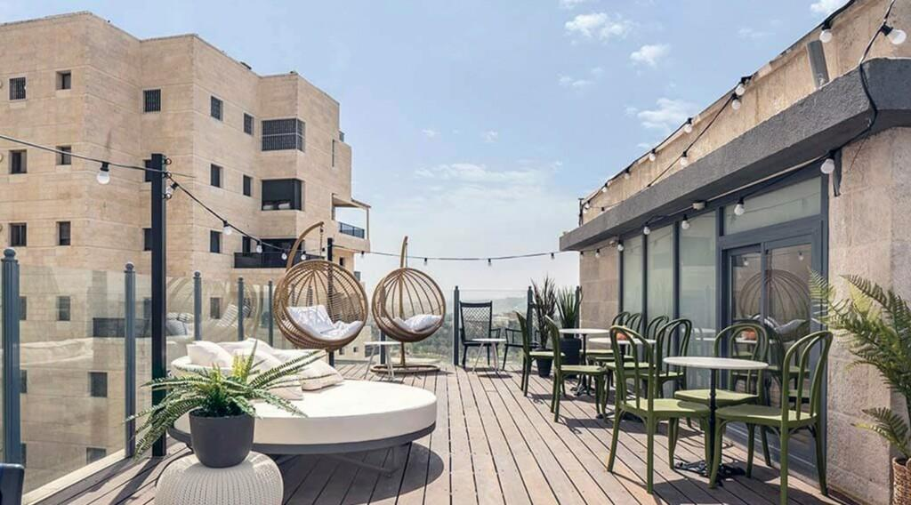 2 Bedroom apartment with rooftop in Jerusalem