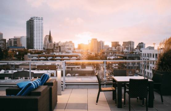 Top 5 vacation apartments with rooftop in Israel